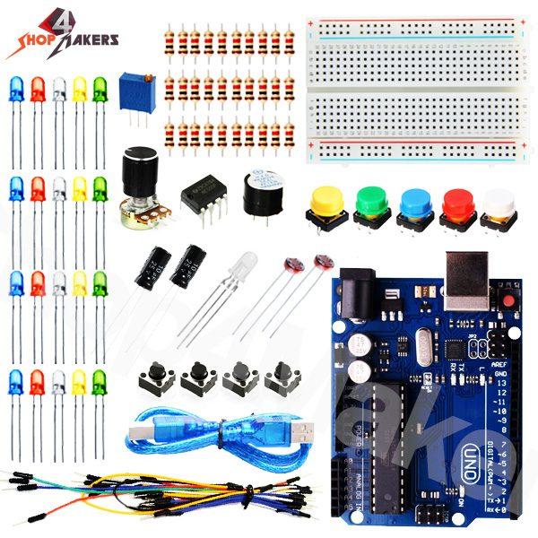 Starter Kit Arduino Maroc