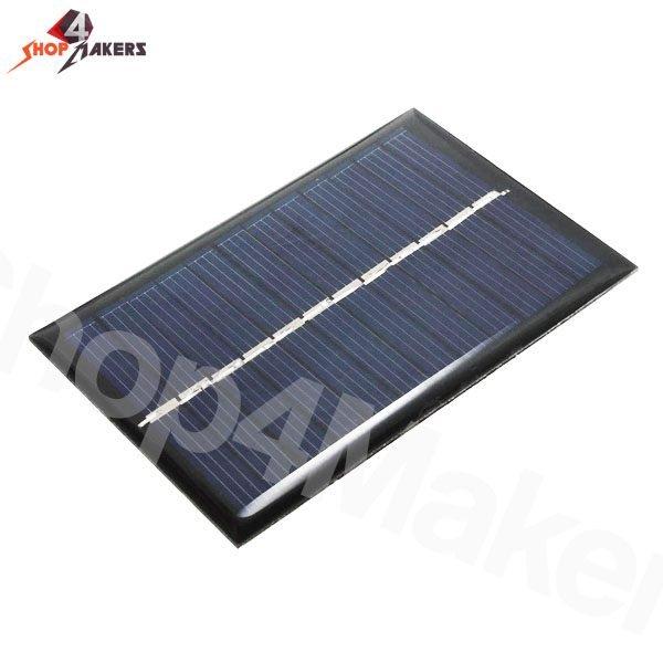 Panneau solaire 6V 0.6W Maroc