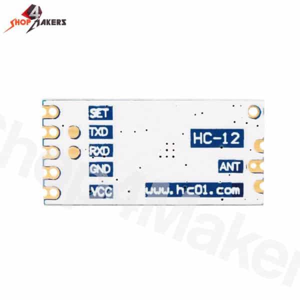 Module sans fil HC-12 433Mhz 1km Maroc