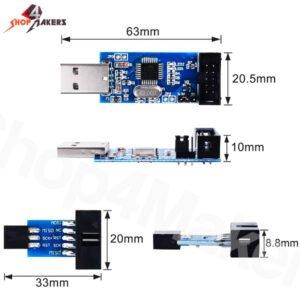 Programmateur USB ASP/ISP pour AVR Maroc