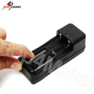Chargeur de batterie 18650 14500 26650 Maroc
