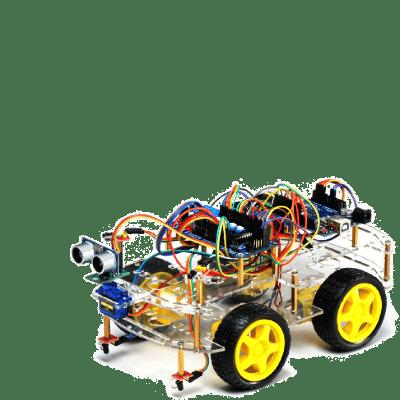robot arduino maroc