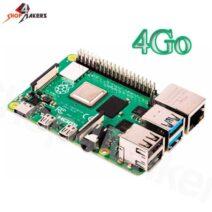Carte Raspberry Pi 4 Modèle B Maroc
