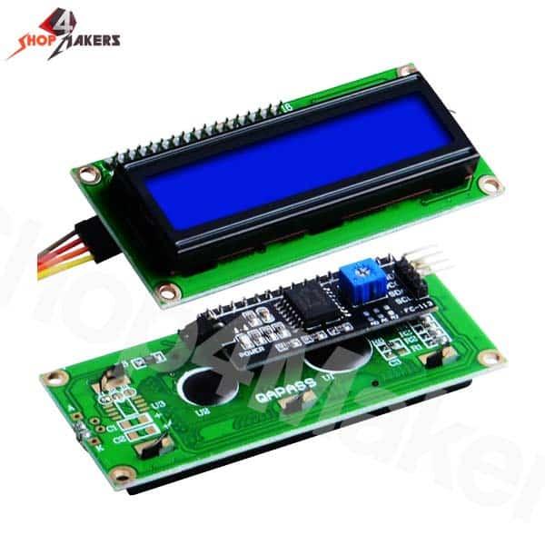 LCD 1602 I2C Maroc