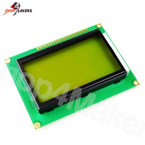 LCD 12864 128x64 Maroc